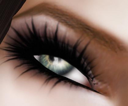 **Irresistible Look Eyelashes**