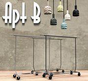 Apt B // Single Bar Hanger Rack