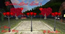 Valentine Street Lamp 3 (Box)