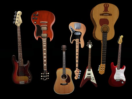 Guitar Pack - Full Perm