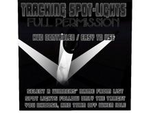 FULL PERM (Tracking Spotlights)