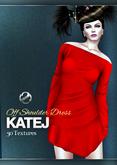 SHEY - Katej Off Shoulder Dress ( 30 Textures )