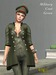Babele Fashion :: Military Coat Green
