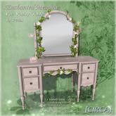 """[CIRCA] - """"Enchanted Meadow"""" - Fae Vanity Table - Petal"""