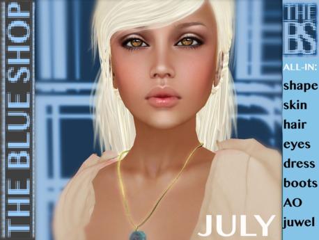JULY Full avatar NEW!