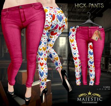 !Majestic! Hick Pants Valentine Gift