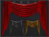T-3D Creations [ Curtain Display ]  MESH - Full Perm -