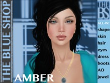 AMBER Complete Avatar NEW