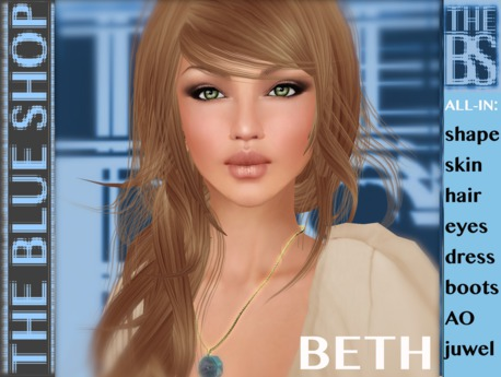 BETH Complete avatar NEW!