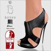 Bushu Lisse Black