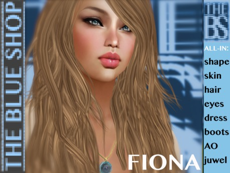 FIONA Complete Avatar NEW
