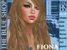 FIONA Complete Avatar NEW