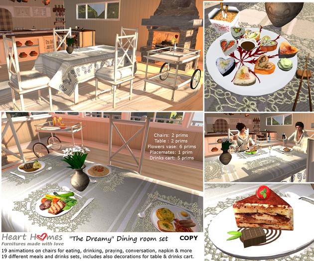 Dream Kitchen Dining Room Set