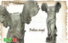 [MF] Mesh broken antique angel statue (boxed)