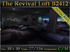 The Revival Loft B2412 *Fully Furnished* Loft Apartment Skybox - Mesh