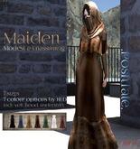 .PoshTale. Maiden Dress (7 colours-in-1)  w/ Modesty Add-ons