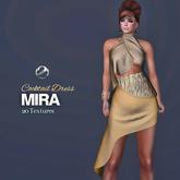 SHEY -Mira Cocktail Dress ( 20 Textures )