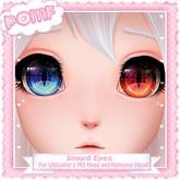 .::POMF::. M3 Head/Kemono Head - Jinxed Eyes