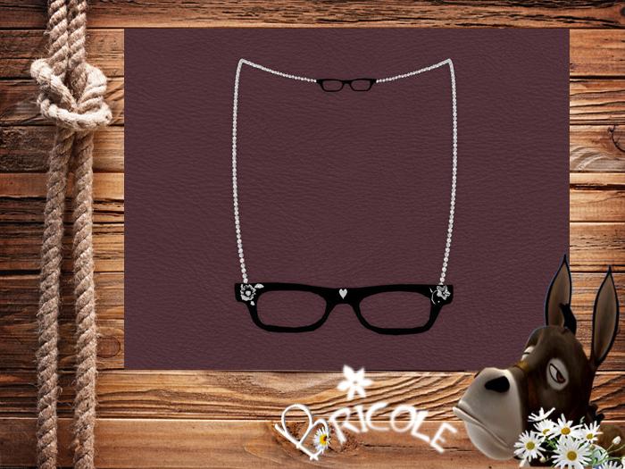 Sunglass Necklace
