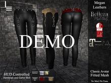 DE Designs - Megan Leathers - DEMO