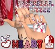 :{B}: Have a Heart! Valentine's Day Mani/Pedi HUD