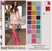 Izzie's - Knee Socks (Colors)