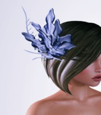 OrsiniRed Headpiece  Frosted Bloom Ice