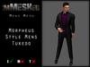 imMESHed - Morpheus Style Mens Tuxedo