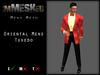 imMESHed - Oriental Mens Tuxedo