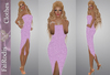 FaiRodis Magic Star Mesh Tube Point Dress pack