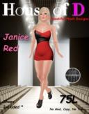 *HoD* Janice Red