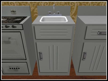 Small Kitchen Sink Unit