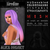 Alice Project - Airedine - Natural Red