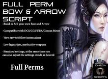 FULL PERM BOW & ARROW SCRIPT box...