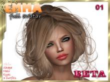 HANNA 01 female avatar
