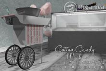 [ Organica ] Cotton Candy Machine