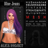 Alice Project - Blue Jeans - Colors