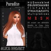 Alice Project - Paradise - Monotone