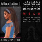 Alice Project - National Anthem II - Mega Pack