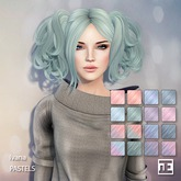 TRUTH HAIR Ivana (Mesh Hair) - pastels