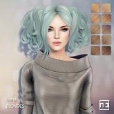 TRUTH HAIR Ivana(Mesh Hair) - blondes