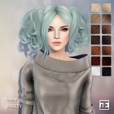 TRUTH HAIR Ivana (Mesh Hair) - variety