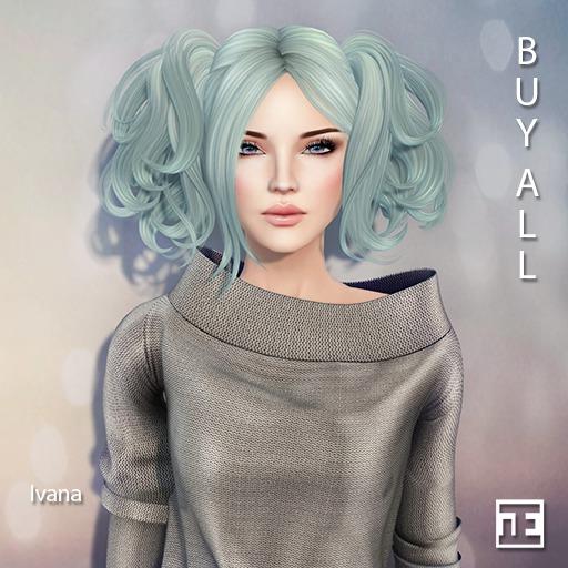 TRUTH HAIR Ivana (Mesh Hair) - BUY ALL