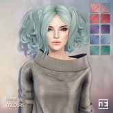 TRUTH HAIR Ivana (Mesh Hair) - colours