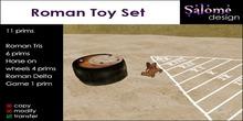 Roman Toy Set