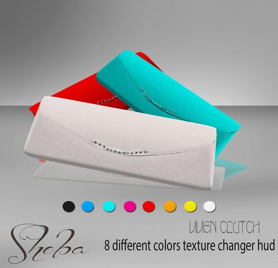 [Sheba] Vivien clutch  Gift