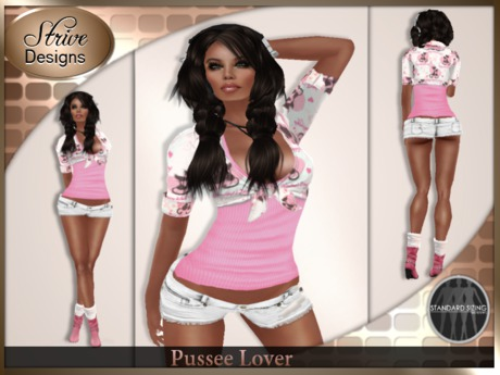 {SD} PUSSEE LOVER VALENTINE SPECIAL