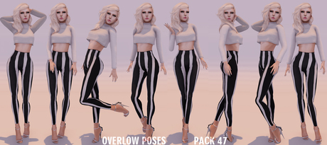 Overlow Poses - Pack 47
