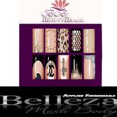 BeautyBrazil:Fashion Fall Nude:Fingernails Belleza
