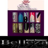 BeautyBrazil  Alegria FingerNails  Belleza